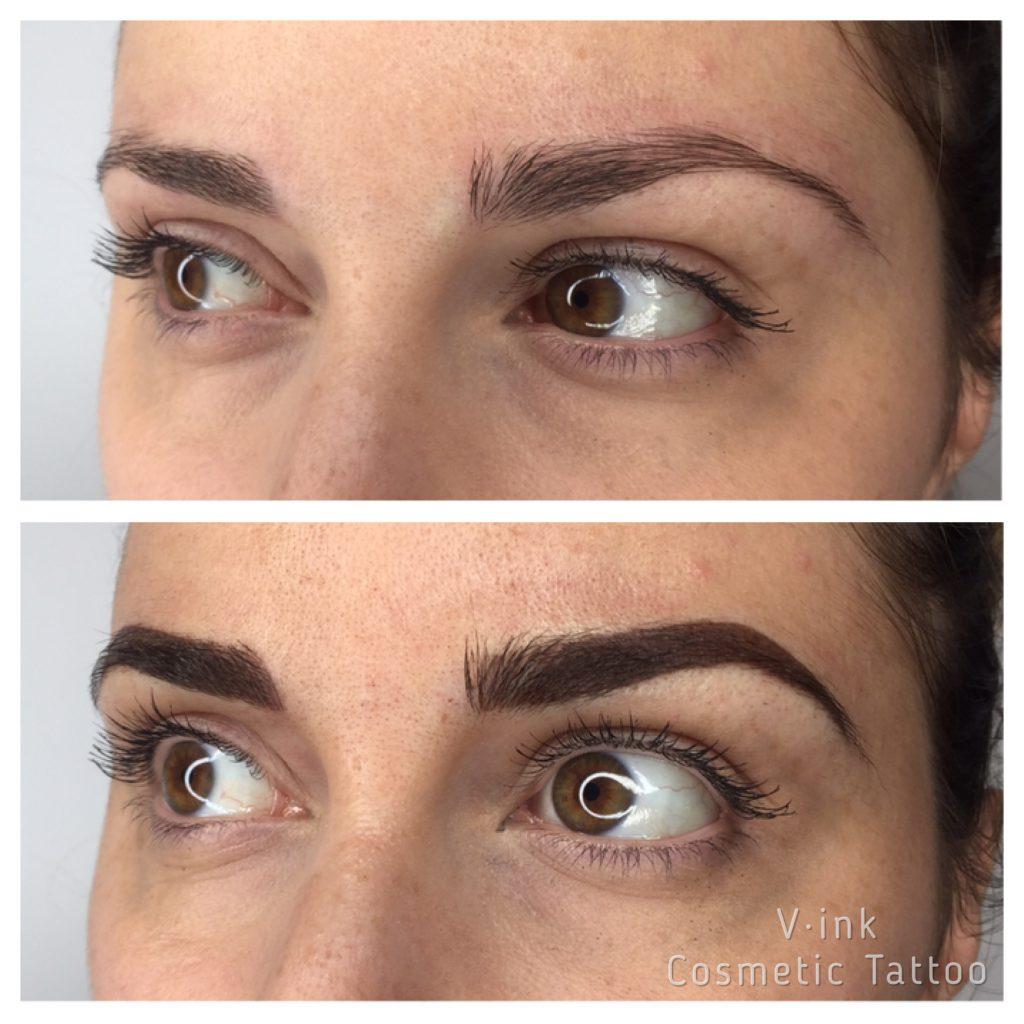 Best Eyebrow Tattoo In Melbourne Lip Tattoo Eyeliner Tattoo